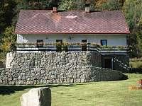 ubytování Desná v Jizerských horách Chalupa k pronajmutí