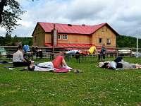 Base camp Pinguin