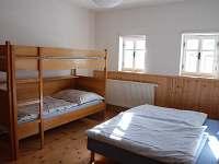 Pokoj 3 přízemí
