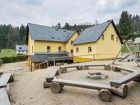 Janov nad Nisou ubytování 45 lidí  ubytování