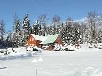 ubytování Ski areál Harrachov - Zákoutí Chalupa k pronajmutí - Desná