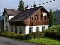 Dolní Maxov ubytování 13 lidí  pronájem