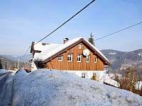 Chata Dolní Maxov - ubytování Dolní Maxov