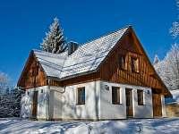 Penzion na horách - zimní dovolená Albrechtice v Jizerských horách