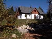 Celkový pohled - léto - Albrechtice v Jizerských horách