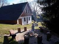 Léto na chalupě - ubytování Albrechtice v Jizerských horách