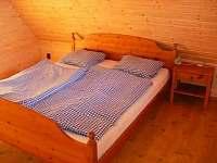 Chata, ložnice - k pronájmu Fojtka
