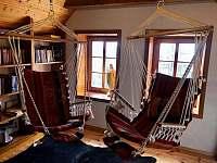 místnost pro relax - Albrechtice v Jizerských horách