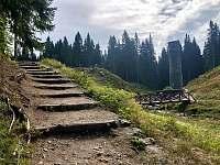 Protržená přehrada - chalupa k pronájmu Albrechtice v Jizerských horách