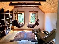 relax - chalupa k pronájmu Albrechtice v Jizerských horách