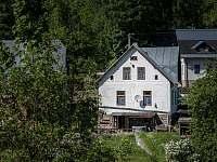 Albrechtice v J.  ubytování 10 lidí  ubytování