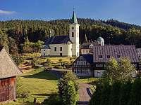 Kostel Albrechtice -
