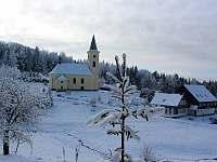 Zimní Albrechtice -