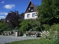 Chata ubytování v obci Hořensko