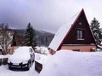 Chata v Albrechticích, Jizerské hory -