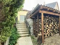 Dřevník - chata k pronájmu Albrechtice v Jizerských horách