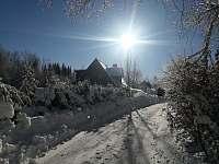 Horní Maxov jarní prázdniny 2022 pronajmutí