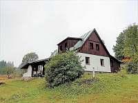 ubytování Horní Maxov Chalupa k pronájmu