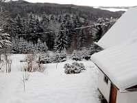 Chata k pronajmutí - okolí Černé Říčky