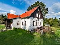 Chata k pronájmu - dovolená Jablonecko rekreace Hrabětice v Jizerských horách