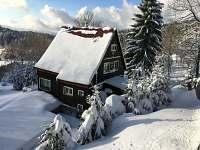 ubytování v penzionu na horách Horní Maxov
