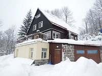Chata k pronajmutí - zimní dovolená Horní Maxov
