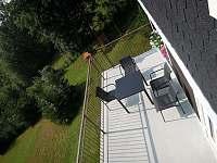 terasa horní pohled