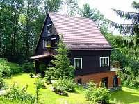 Horní Maxov - chata k pronajmutí - 12