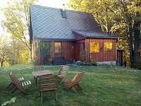 ubytování  na chatě k pronajmutí - Hejnice
