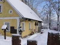 Chalupa k pronájmu - zimní dovolená Smržovka