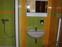 koupelna na pokojích - Hrabětice