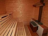 sauna - Hrabětice