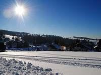 Penzion Cilich v zimě - Kořenov - Příchovice