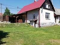 Jílové u Držkova ubytování 8 lidí  pronájem