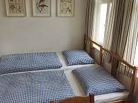 5-8 lůžkový pokoj - pokoj č.6 - chata ubytování Hrabětice