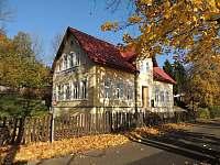 Chata k pronajmutí - zimní dovolená Hrabětice