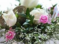 Svatební dekorace - Hrabětice