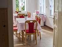 Svatební oslava - společenská místnost - Hrabětice