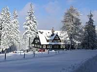 Prezidentská chata - 4 km - Janov nad Nisou