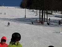 Ski areál Severák - sjezdovka JIH - Janov nad Nisou