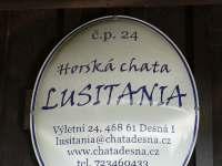 Horská chata Lusitania - chalupa k pronájmu - 3 Desná