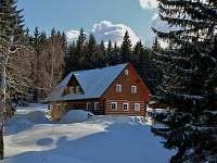 ubytování Krásná na chatě k pronájmu