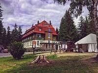Chata Zvonice Kořenov - pronájem