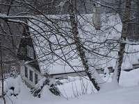 Chalupa k pronajmutí - zimní dovolená Josefův Důl