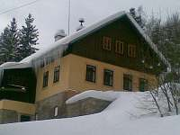 Chata k pronajmutí - zimní dovolená Kořenov