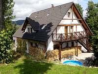 Apartmán ubytování v obci Hořensko