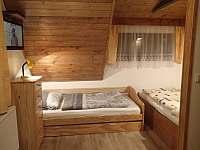 Větší pokoj v patře 3 - Albrechtice