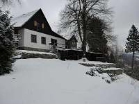 Zima - chata k pronajmutí Albrechtice