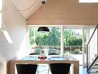 Domesi Concept House Pulečný interiér - chata k pronajmutí Klíčnov