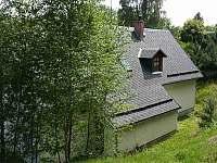 Chalupa Starý Harcov - ubytování Liberec - Starý Harcov